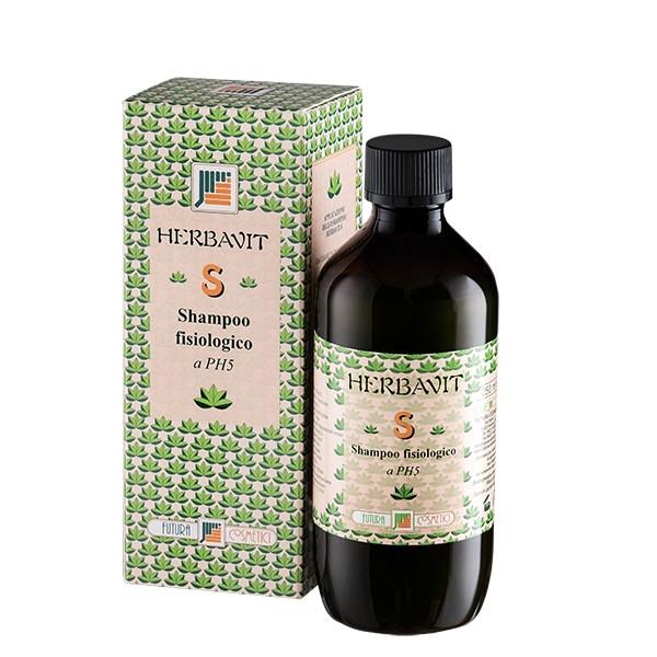 Herbavit S - Shampoo a pH5 Fisiologico