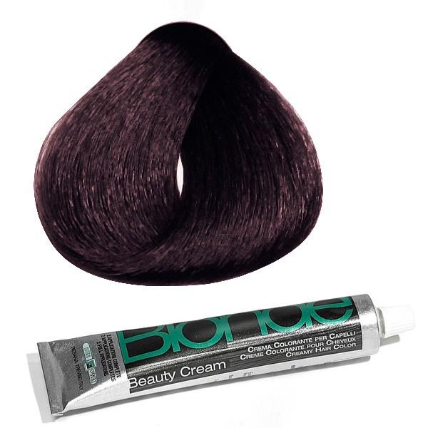 Tintura colorante in crema Mogano