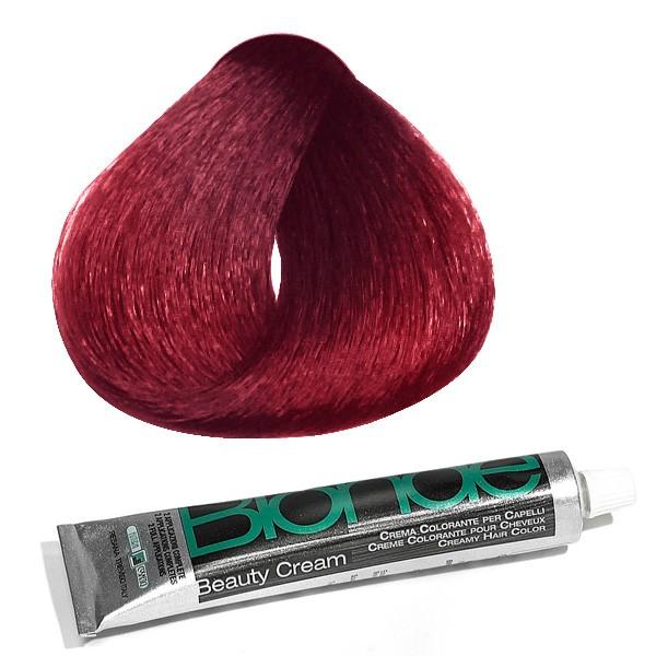 5.66 - Crema colorante Castano Chiaro Rosso Intenso