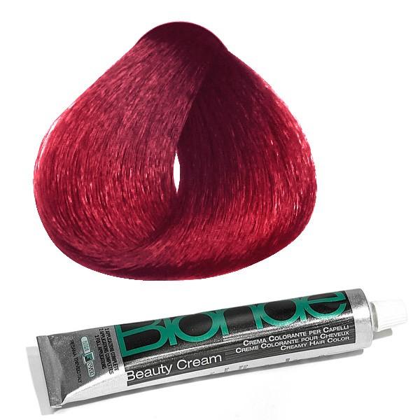 Tintura colorante in crema Biondo Rosso Intenso