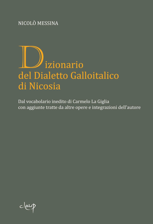 Dizionario del Dialetto Galloitalico di Nicosia