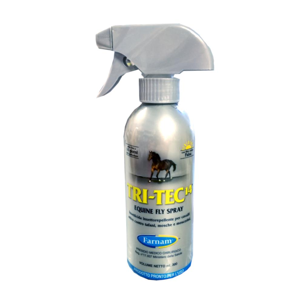 TRI-TEC 14 (300 ml) - repellente insetti per cavalli