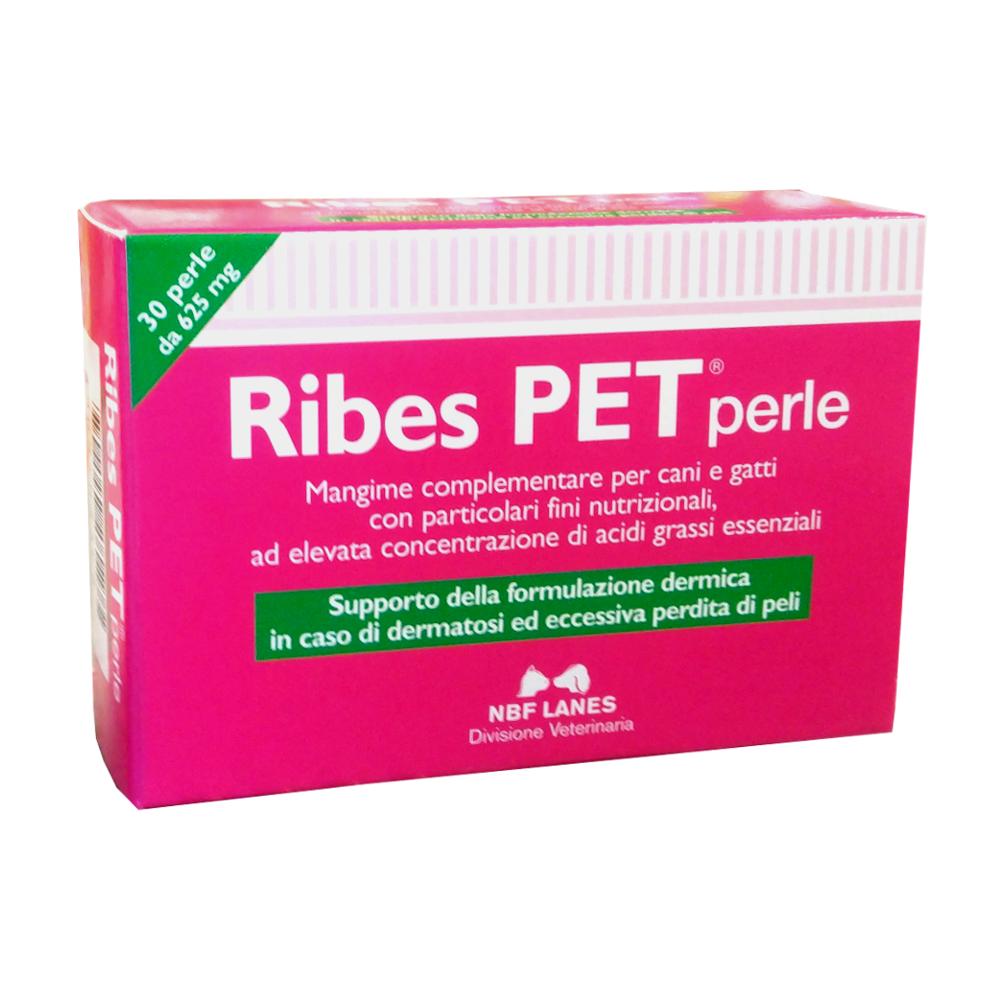 RIBES PET PERLE 30 perle - PER DERMATITI ALLERGICHE DEL CANE E GATTO