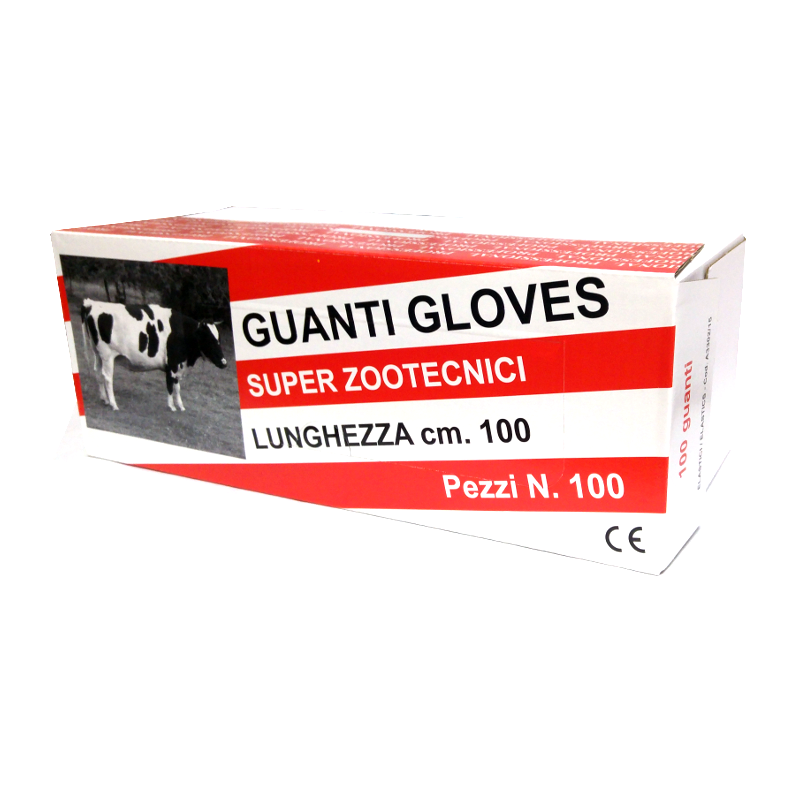GUANTI GLOVES SUPER ZOOTECNICI