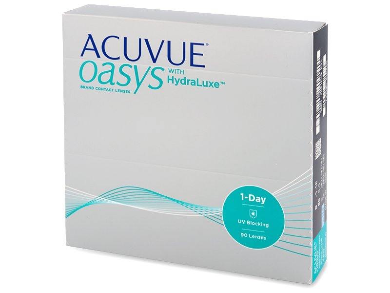 Acuvue Oasys 1 Day (90 lenti)