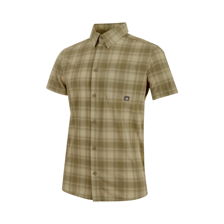 Camicia uomo MAMMUT TROVAT TRAIL SHIRT MEN olive