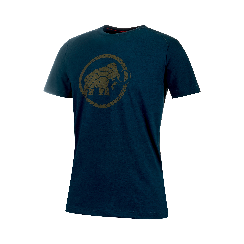 T-shirt uomo MAMMUT TROVAT T-SHIRT MEN poseidon melange