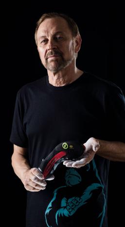 Heinz Mariacher, Product Manager Climbing