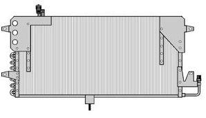 Condensatore climatizzatore VW Passat