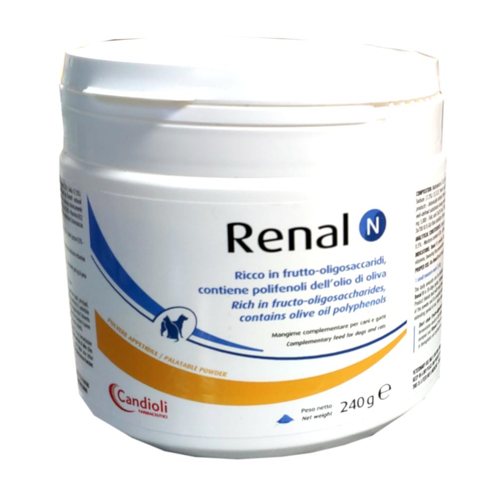RENAL N (240 gr) – Contro l'insufficienza renale di cani e gatti