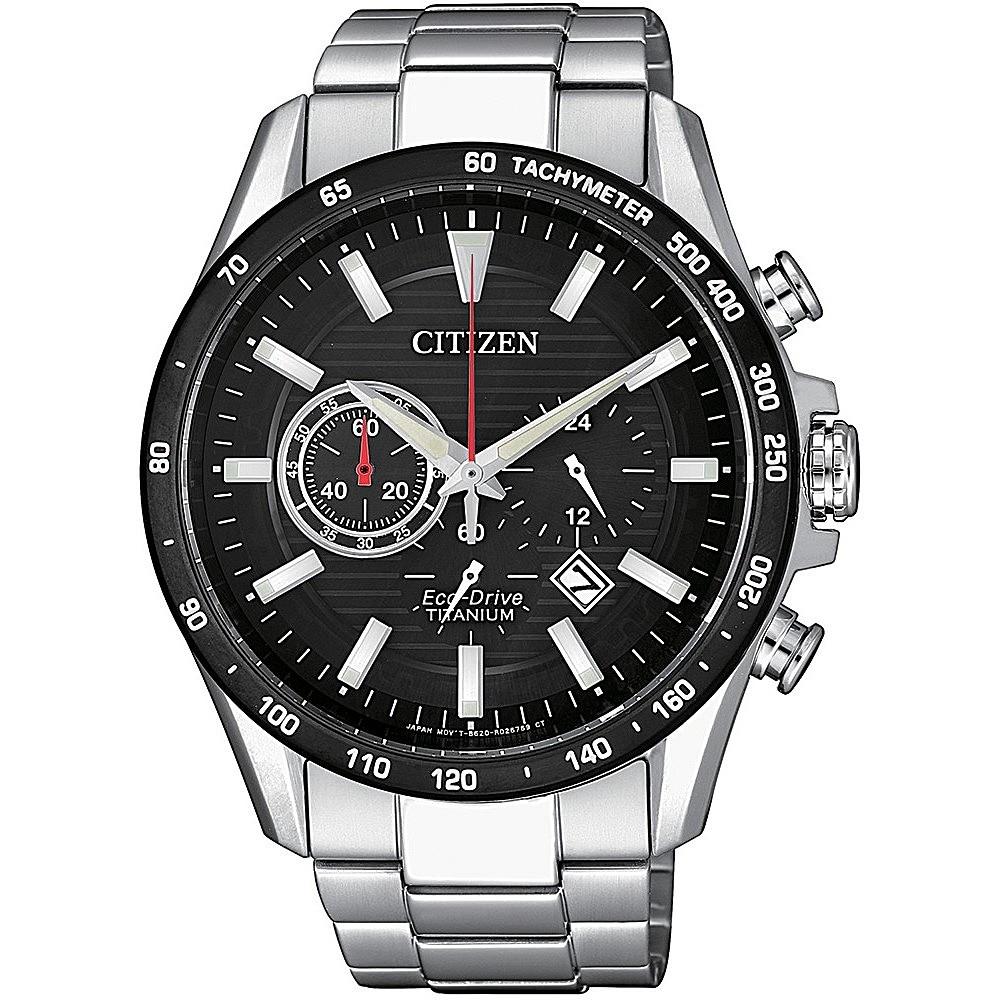 Orologio Cronografo Uomo Citizen Supertitanio Sport