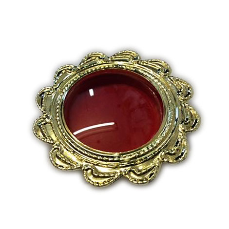 Teca reliquiario in metallo dorata pietrobon bruno for Pietrobon arredi sacri
