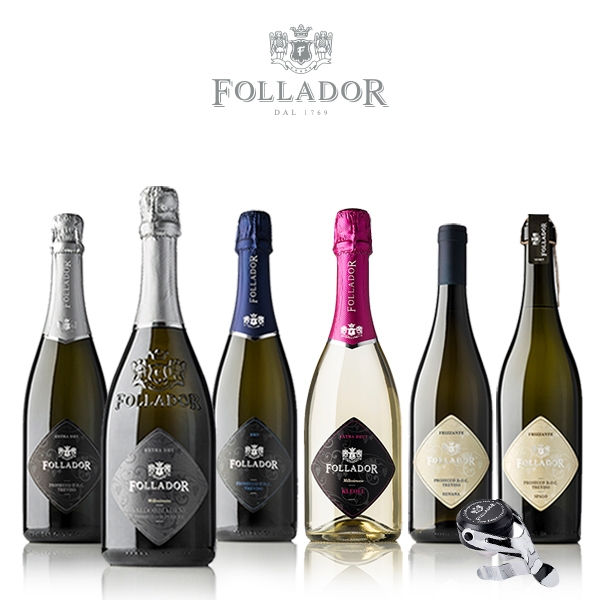 Follador Premium Collection con Stopper