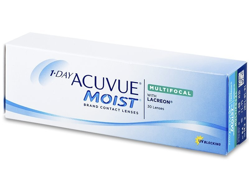 1 Day Acuvue Moist Multifocal (30 lenti)