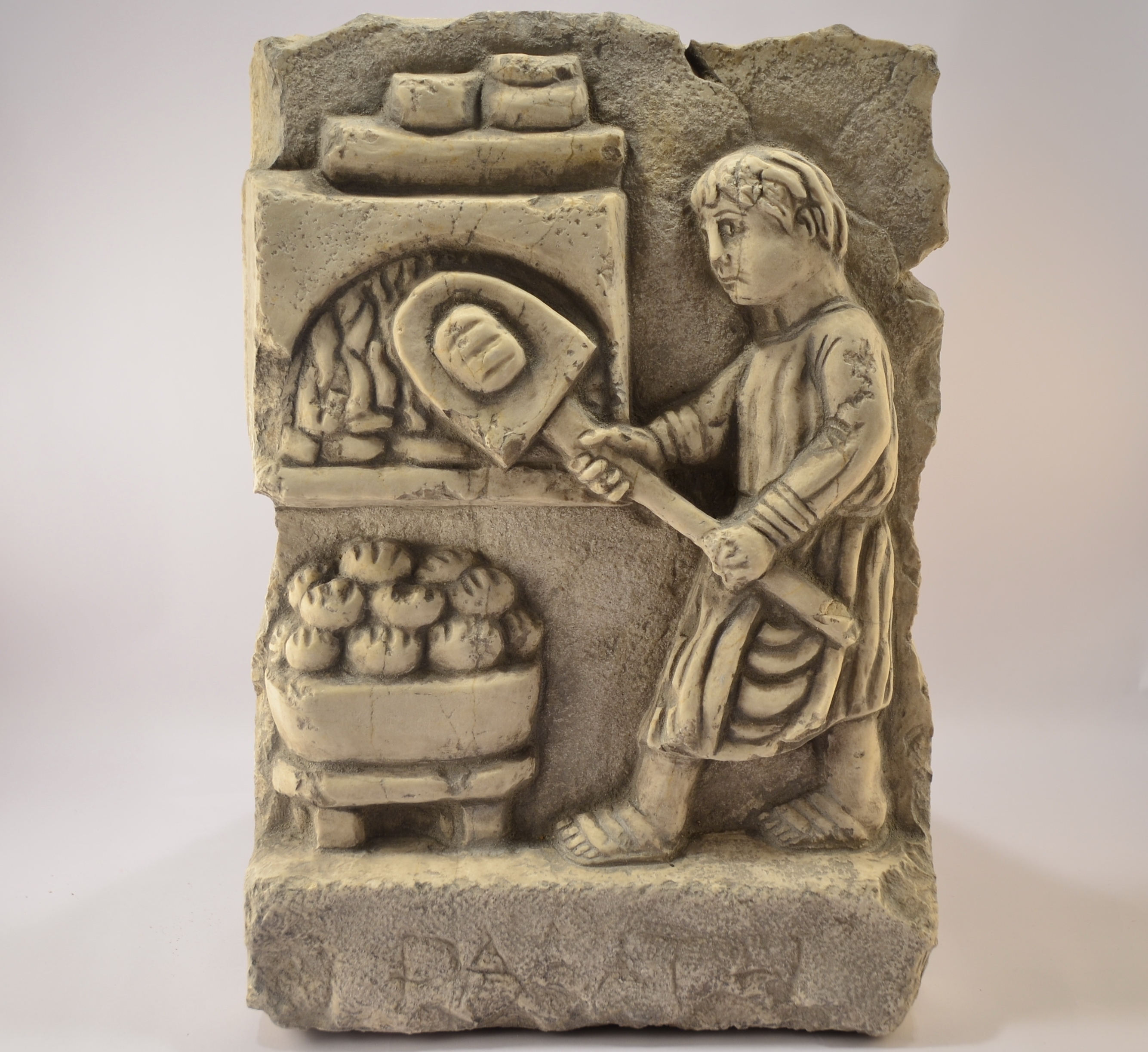 Best price Marble Bas-Relief Picture Ancient Craft Baker In