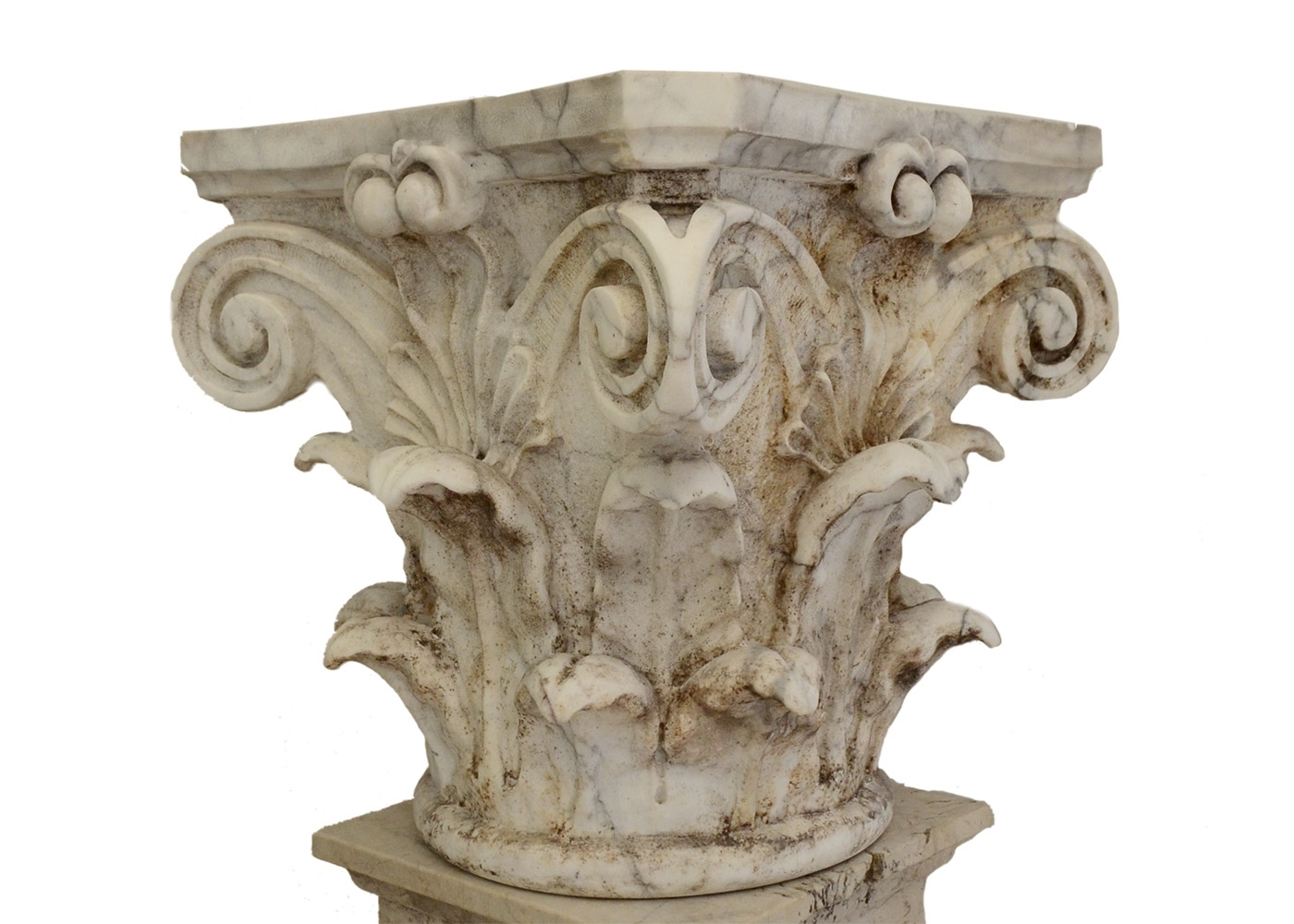 Best price Corinthian Marble Crafts Classic Style Carrara