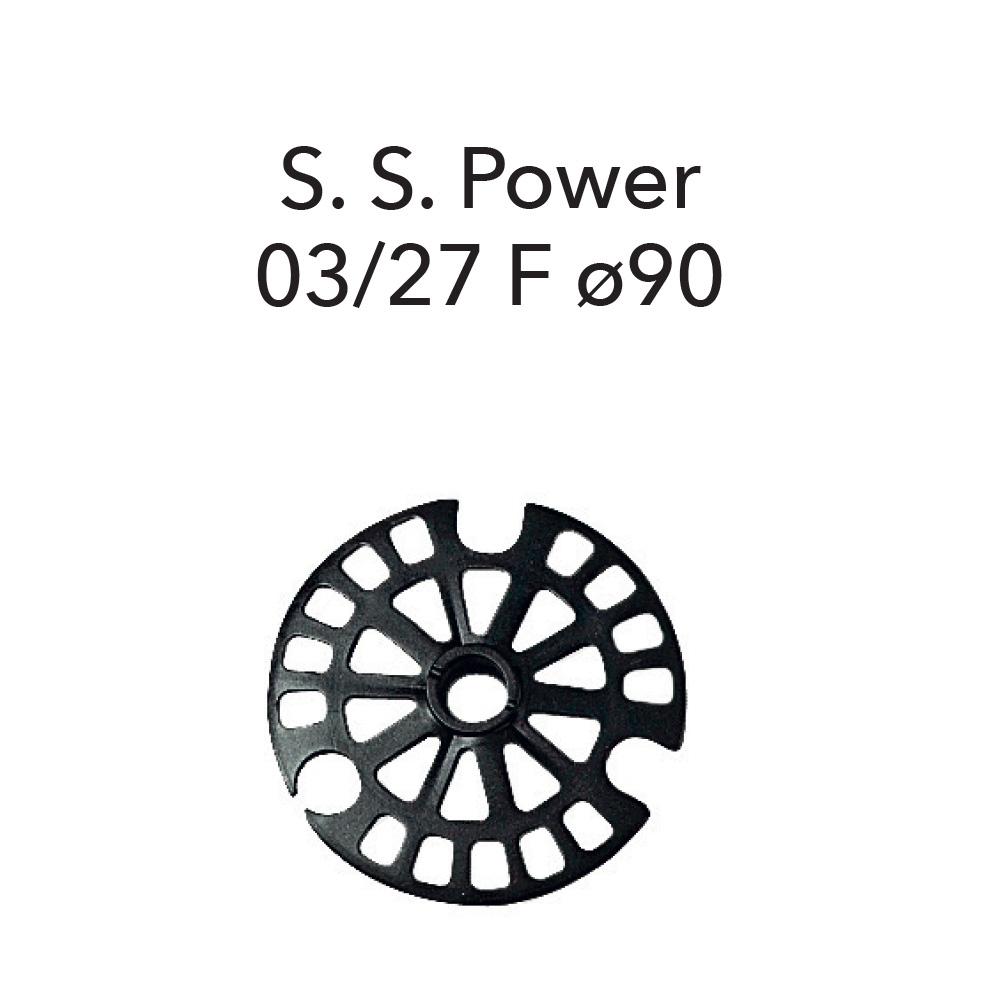 Best price Gabel Power Black Threaded Roller | Italy2us.com