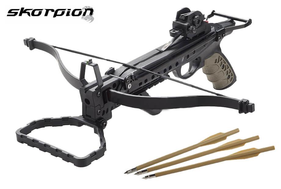 pistola balestrta skorpion pxb 50 EVO