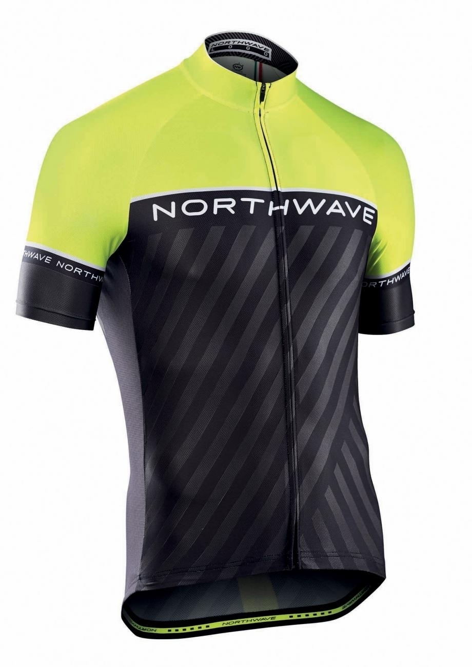 Best price Northwave Man cycling jersey short sleeves LOGO 3