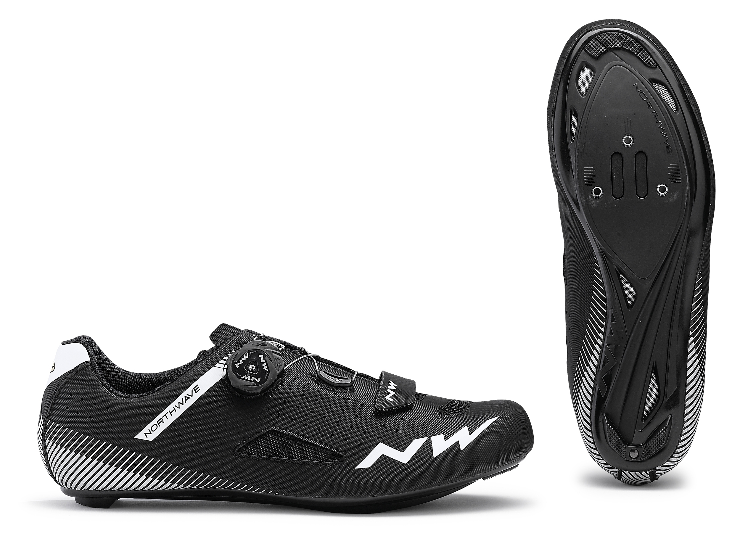 Best price Northwave Bike road shoes Male Core Plus Wide
