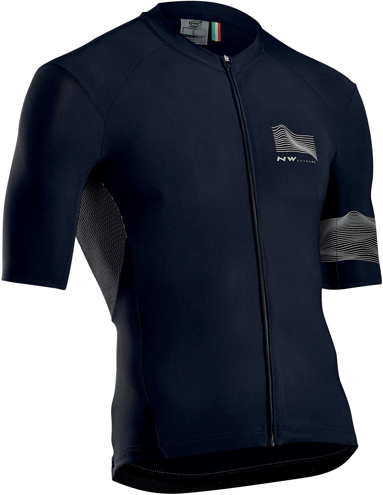 NORTHWAVE Man bike jersey short sleeves EXTREME 3 black