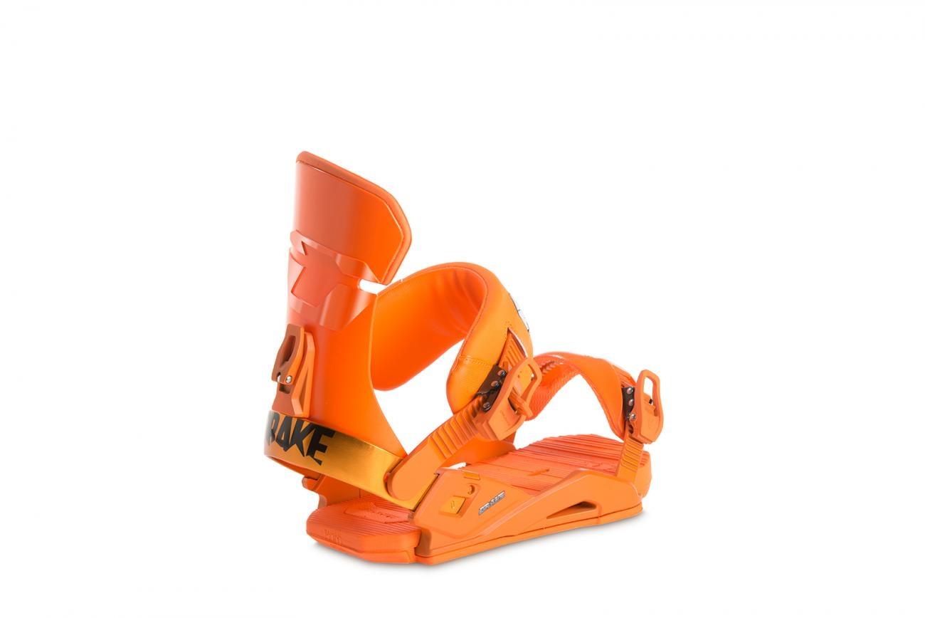 DRAKE Men's Snowboard bindings RELOAD orange