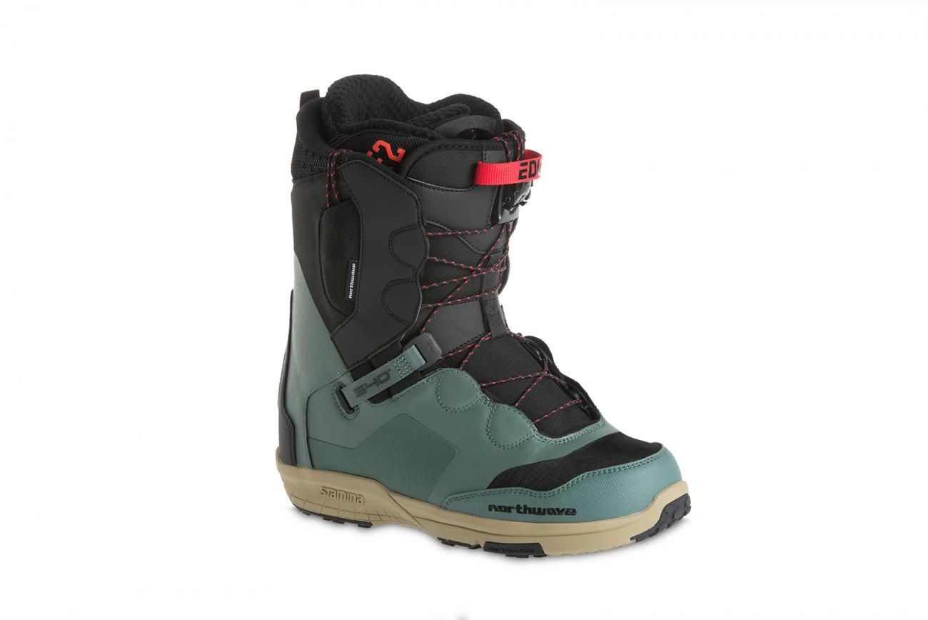 NORTHWAVE Men's Snowboard boots EDGE SL forest