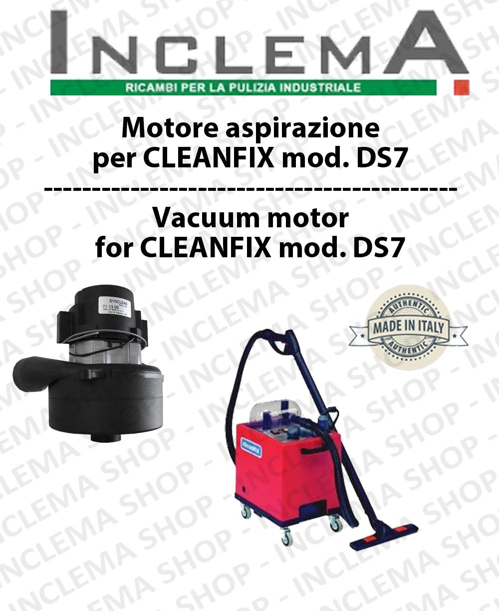 DS7 Motore de aspiración para fregadora CLEANFIX
