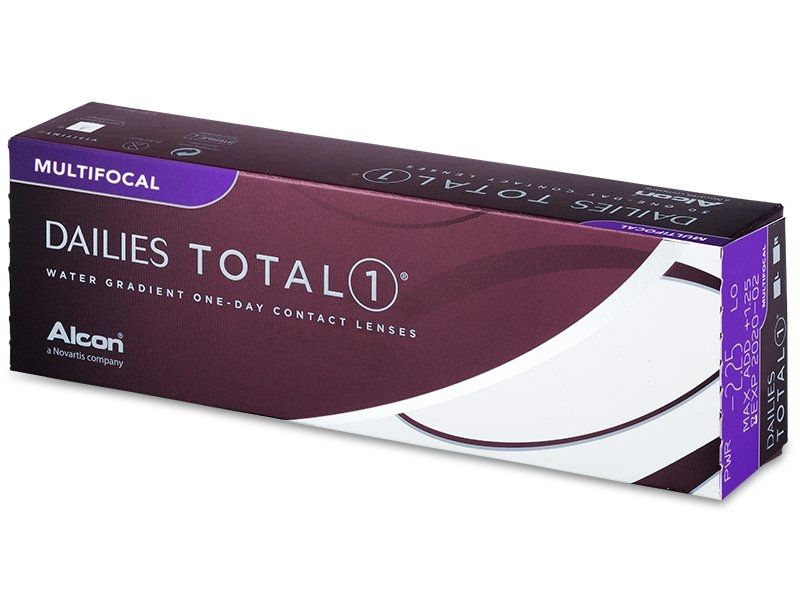 Dailies Total 1 Multifocal (30 lenti)