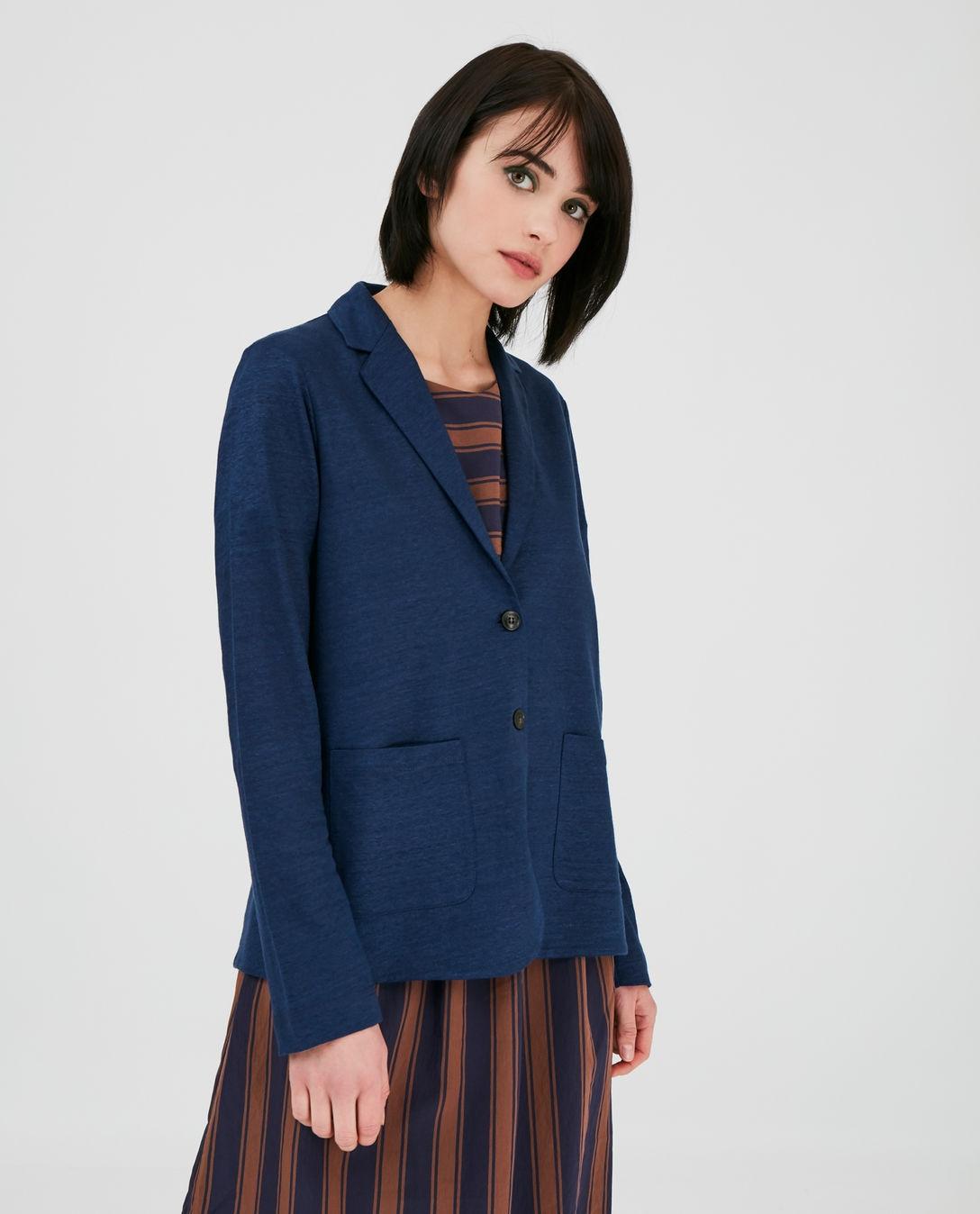 Blazer donna WOOLRICH in jersey