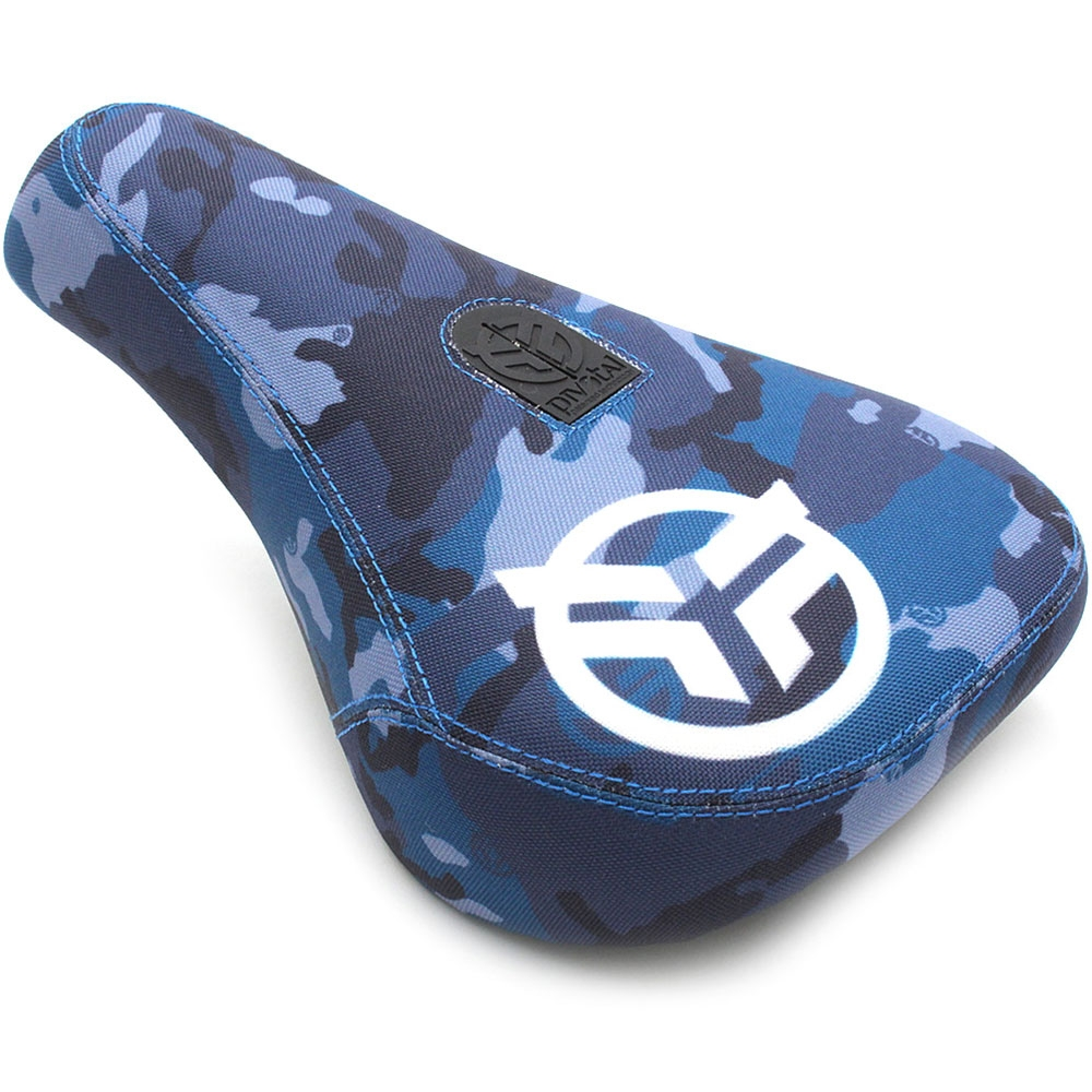 Blu Camo Sella Pivotal Bmx Federal | Colore Camo Blue