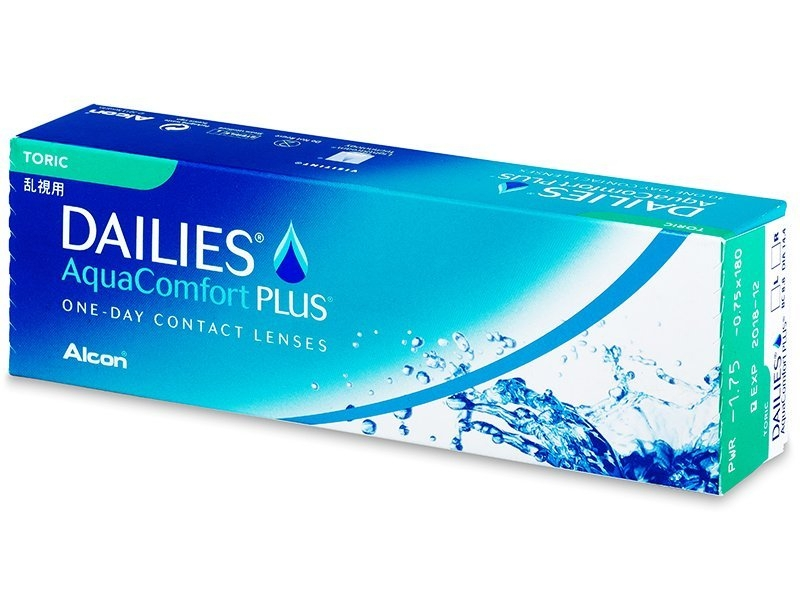 Dailies AquaComfort Plus Toric (30 lenti)