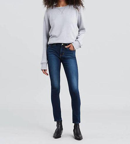 Jeans donna LEVI'S 711 SKINNY