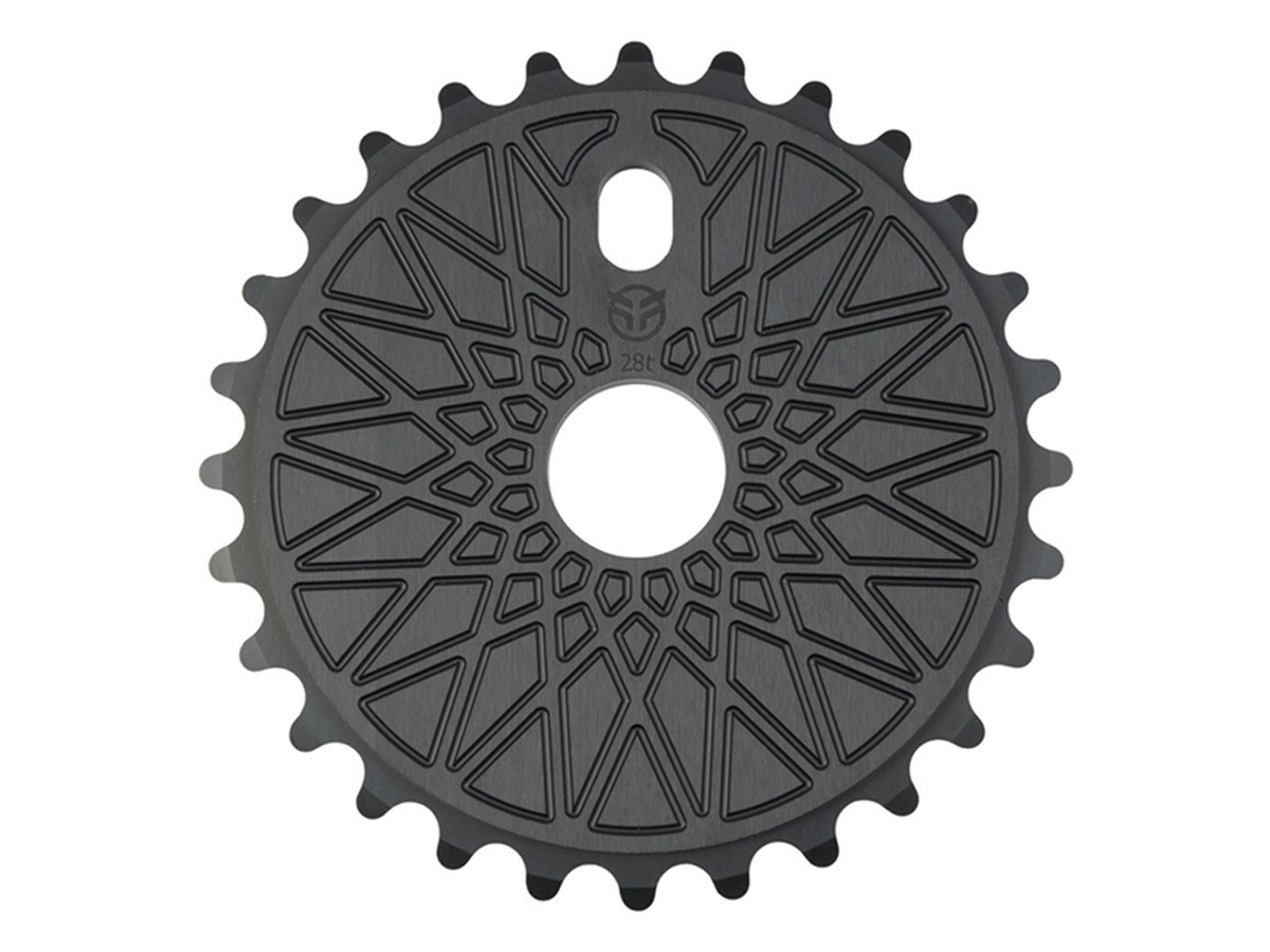BBS Solid Corona Bmx Federal   Colore Black