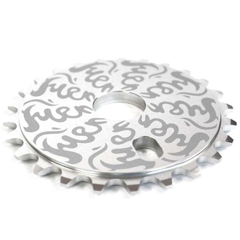 Varanyak Corona Bmx Fiend | Colore Silver