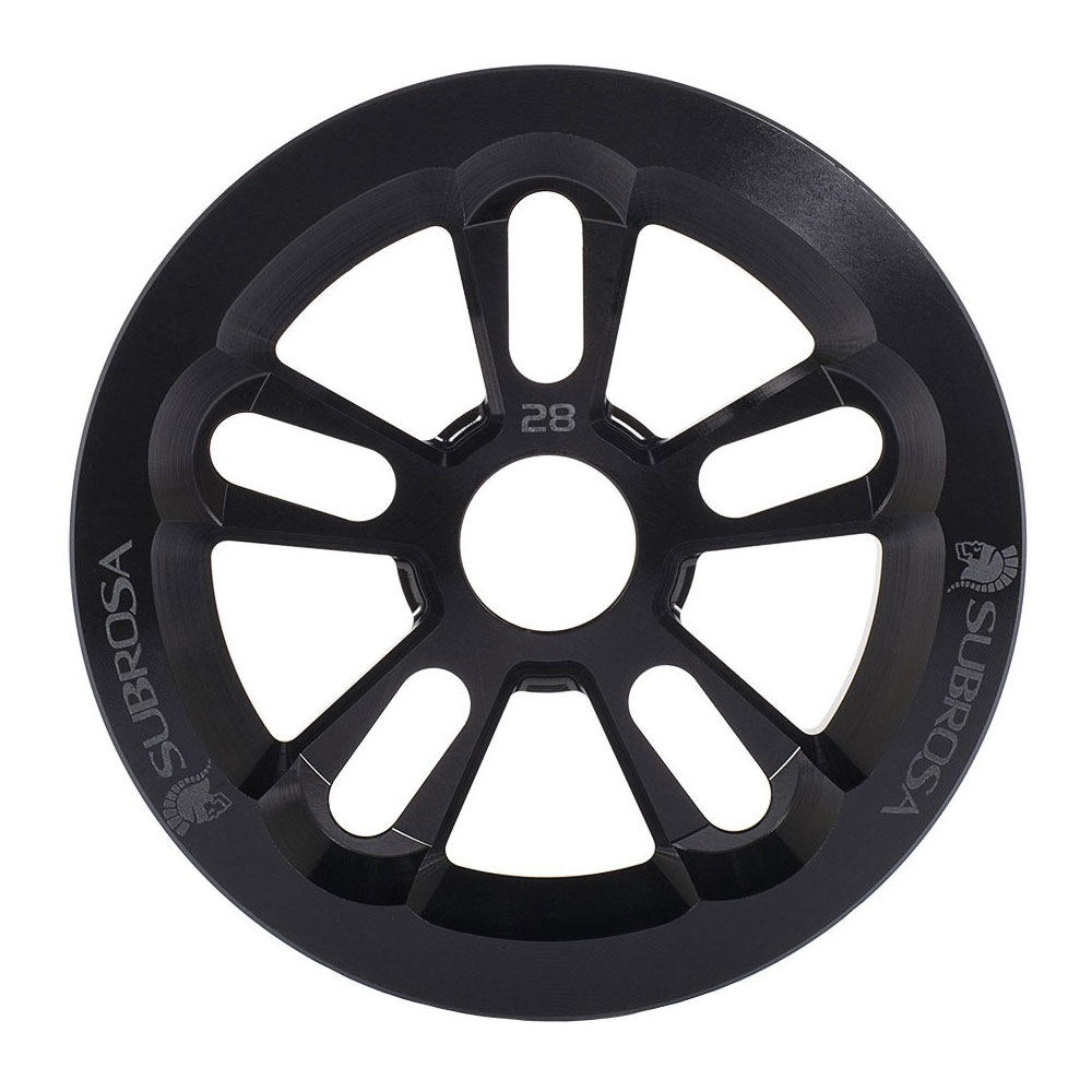 Magnum Bash Guard Corona Bmx The Shadow Conspiracy | Colore Black
