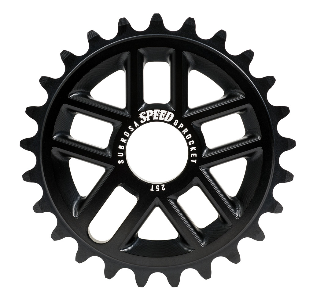 Subrosa Speed Corona Bmx | Colore Black