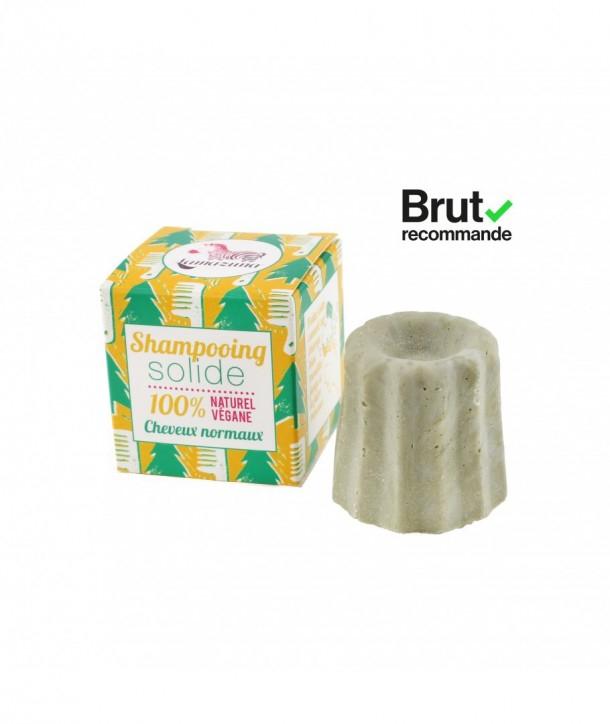 Shampoo Solido per Capelli Normali al Pino Silvestre