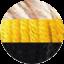 Vanille-Yellow-Black
