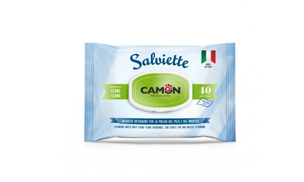 Salviette Detergenti 40pz -varie profumazioni-