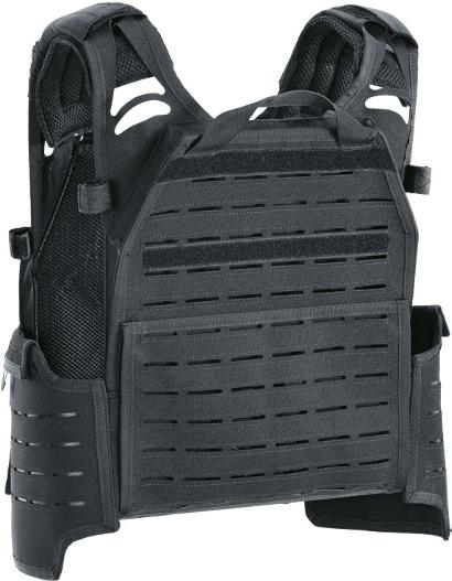 PLATE CARRIER DEFCON 5 BLACK