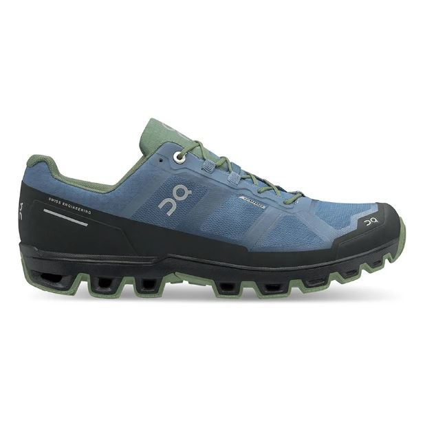 scarpa uomo CLOUDVENTURE WATERPROOF da trail running