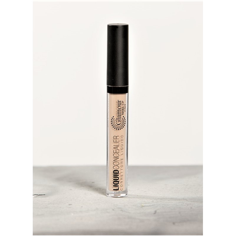 GLAMOUR MAKE UP ITALY - CORRETTORE LIQUID CONCEALER HD