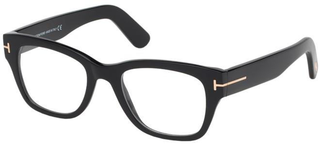 Tom Ford - Occhiale da Vista Uomo, Matte Black  FT5379  (001)  C51