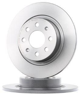 Disco freni posteriore fiat Grande Punto ORIGINALI 55700592