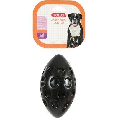 Gioco ovale in TPR per cani
