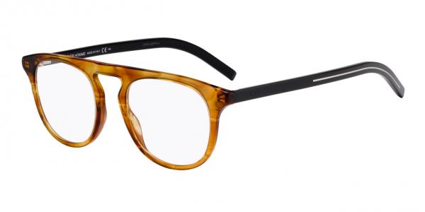 Christian Dior - Occhiale da Vista Uomo, Dior Black Tie, Blonde Havana  249  P65  C48