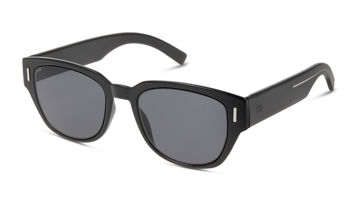 Christian Dior - Occhiale da Sole Uomo, DIOR FRACTION3, Black/Grey  807/2K  C50