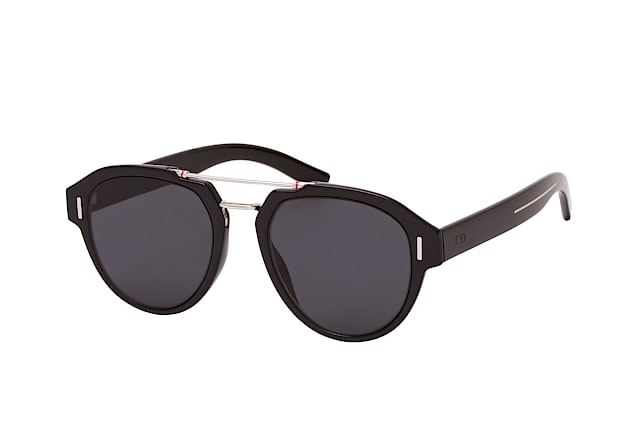 Christian Dior - Occhiale da Sole Uomo, DIOR FRACTION5, Black/Grey  807/2K  C50