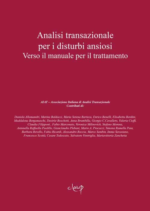 Analisi transazionale per i disturbi ansiosi